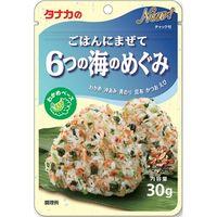 田中食品 ごはんにまぜて 6つの海のめぐみ タナカ 1箱(10個入)(直送品)