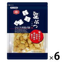 亀田製菓 堅ぶつ 1セット(180g×6袋)