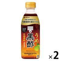 ミツカン うめ黒酢 500ml 2本