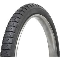 リヤカータイヤ(BEタイヤ) タ・チ ブラック(26×2 1/2 B/E) SR-180 シンコー(直送品)