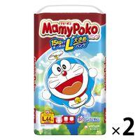 マミーポコ おむつ パンツ L(9~15kg) 1セット(44枚入×2パック) ドラえもん ユニ・チャームの画像