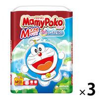 マミーポコ おむつ パンツ M(6~12kg) 1セット(58枚入×3パック) ドラえもん ユニ・チャームの画像