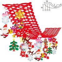 アルファ クリスマスキャロルプリーツハンガー TA5-1172(直送品)