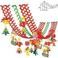 アルファ メリークリスマスプリーツハンガー TA5-1169(直送品)