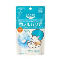 sonae(ソナエ) ウィルバリア タブレット レモン 14粒 花王