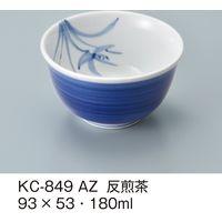 三信化工 反煎茶 強化磁器 あじわい KC-849-GS 1セット(5個入)(直送品)
