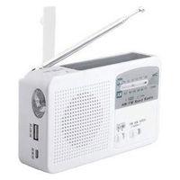 セーブ・インダストリー 6WAY マルチレスキューラジオ SV-5745 1個