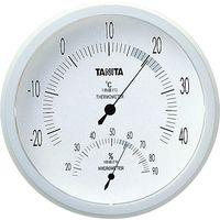 タニタ 温湿度計 TT-492-WH 7120492(直送品)