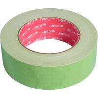 グリーンクロス 布 養生テープ 緑 38幅 25M巻 6300003481(直送品)