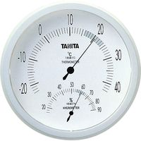 タニタ 温湿度計 TT-492-WH 7120492-2 1セット(2個入)(直送品)