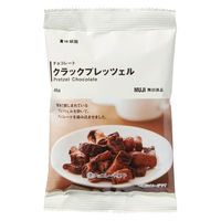 無印良品 チョコレート クラックプレッツェル 46g 82146745 良品計画