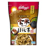 ケロッグ 玄米フレークほうじ茶 1袋