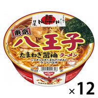 日清食品 日清麺NIPPON 八王子たまねぎ醤油ラーメン 1ケース(12食入)