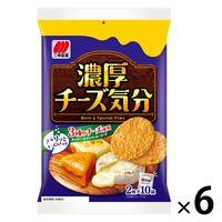 三幸製菓 チーズ気分 1セット(120枚:20枚入×6袋)