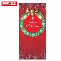 ストア・エキスプレス タペストリー クリスマスリース 8798-4650(直送品)