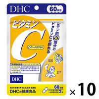 ビタミンC ハードカプセル60日分×10