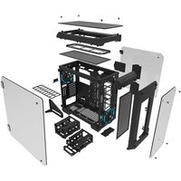 Thermaltake VIEW 71 TG CA-1I7-00F1WN-00(直送品)