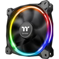 Thermaltake Riing 12 LED Radiator Fan 256 Sync Edition CL-F071-PL12SW-A(直送品)