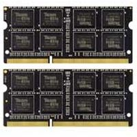 TEAM(チーム) Team ELITE SO DIMM PC8500 DDR3 1066Mhz 4GBx2 TSD38192M1066C7DC-E(直送品)