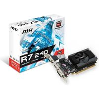 MSI R7 240 2GD3 64b LP(直送品)