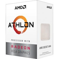 AMD Athlon With Cooler