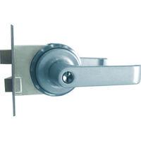 大黒製作所 AGENT LP-640 レバーハンドル取替錠 B/S64 鍵付 AGLP640000 1セット 131-8015(直送品)