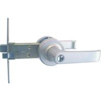 大黒製作所 AGENT LS-1000 レバーハンドル取替錠 B/S100 鍵付 AGLS100011 1セット 131-7973(直送品)