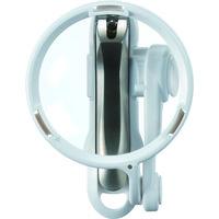 GREEN BELL(グリーンベル) GREENBELL 直径70mmルーペ付きステンレス製つめきり G-1224 1個 137-3524(直送品)