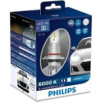 PHILIPS X-tremeUltinon LED HB3/HB4 6000K 11005XUX2(直送品)