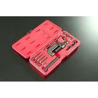 バイクパーツセンター Moto Tools チェーンカッター&カシメツールセット 975010(直送品)