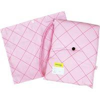 三和製作所 カラフル防災ずきん BOZU カバー付 はな(ピンク)(直送品)