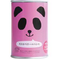 フェイス パンの缶詰 ストロベリー 3 1セット(24缶入)(直送品)