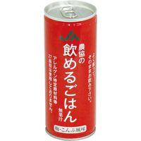 北大阪農業協同組合 農協の飲めるごはん 梅・こんぶ風味 4589814110083 1セット(30缶入)(直送品)