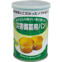 江差福祉会 災害備蓄用パン 5年保存 プチヴェール 4571263734781 1セット(24缶入)(直送品)