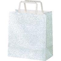 ササガワ 手提げ紙袋 エスプリ 340534 32-71016 1ケース:400枚(50枚ポリ入×8包)(直送品)