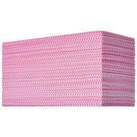 イデアス 抗菌カウンタークロス ピンク 1パック(100枚入)