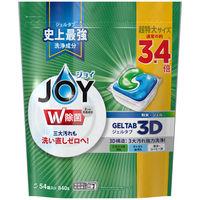 ジョイ JOY ジェルタブ3D 超特大 1パック(54個入) 食洗機用洗剤 P&G
