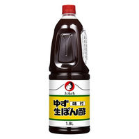 オタフク ゆず味付生ぽん酢 1.8LHB 60047606901 1セット(6本入)(直送品)