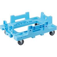 RSキャリー60・42 3インチ エラストマー車 自在×4 ACRS211 岐阜プラスチック工業(直送品)