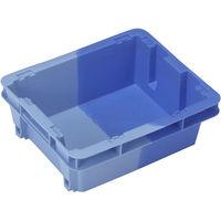 DN-3SL 無地刻印 ダークブルー/ブルー ADNC220 1セット(5個) 岐阜プラスチック工業(直送品)