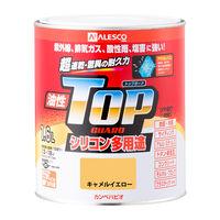 油性トップガード キャメルイエロー 1.6L #00017640751016 カンペハピオ(直送品)