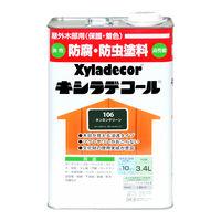 キシラデコール タンネングリーン 3.4L #00017670330000 カンペハピオ(直送品)