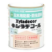 キシラデコール 白木 やすらぎ 1.6L #00017670020000 カンペハピオ(直送品)