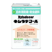 キシラデコール 白木 やすらぎ 14L #00017670050000 カンペハピオ(直送品)