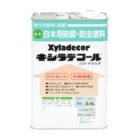 キシラデコール 白木 やすらぎ 3.4L #00017670030000 カンペハピオ(直送品)