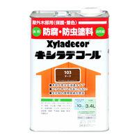 キシラデコール チーク 3.4L #00017670180000 カンペハピオ(直送品)