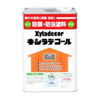 キシラデコール シルバグレイ 14L #00017670500000 カンペハピオ(直送品)