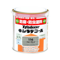 キシラデコール ブルーグレイ 0.7L #00017670760000 カンペハピオ(直送品)