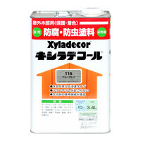 キシラデコール ブルーグレイ 3.4L #00017670780000 カンペハピオ(直送品)
