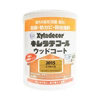 水性キシラデコール ウッドコート スプルース 0.7L #00097670450000 カンペハピオ(直送品)